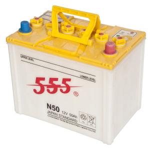 Сухой зарядка батареи Auto автомобильный аккумулятор батарея Lead-Acid N50
