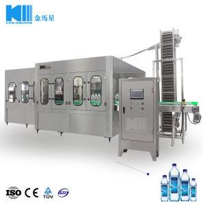 Prezzo automatico dell'imbottigliatrice della piccola dell'acqua pianta dell'imbottigliatrice