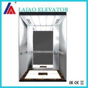 Ascenseur avec petite salle de la machine