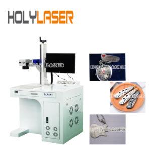 金属のための低価格の中国のファイバーレーザーのマーキング機械