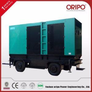 750 квт/600квт супер тихая генератора с помощью эффективного двигателя