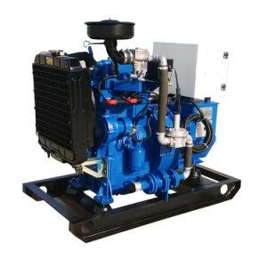 Дешевым природным газом генератора