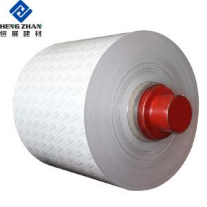 U de aluminio con recubrimiento de color de techo en forma de ranura de la plaza de la tira de material de construcción