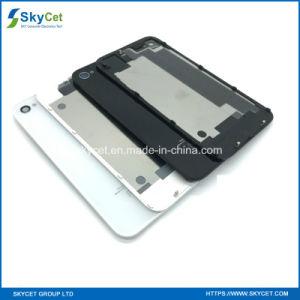 Cubiertas de la cubierta de batería de la cubierta del teléfono móvil de la alta calidad para el caso de la cubierta del iPhone 4/4s
