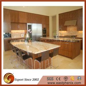 Blanc noir beige rouge or granite kitchen island for Cuanto cuesta el granito para cocina