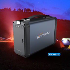 Zonne Power Generator met AC & gelijkstroom Output