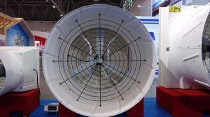 Aluminiumventilations-Ventilator des schaufel-direkten Antrieb-FRP für grünes Haus/Schwein-Bauernhof