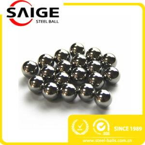 Suj-2 laminados y forjados de bolas de acero cromado pulido con SGS