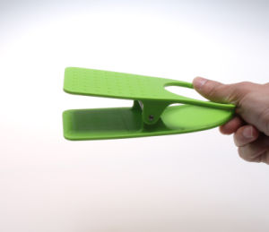 Nette Form-umweltfreundlicher materieller Schreibtisch-Cup-Klipp