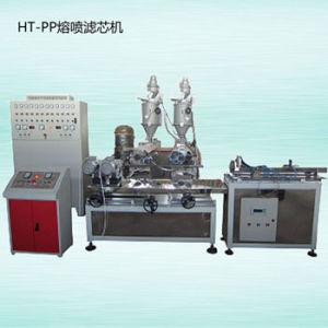 Filtro filato macchina saltato fusione di vendita caldo dalla cartuccia di filtro dai pp che fa macchina Meltblown
