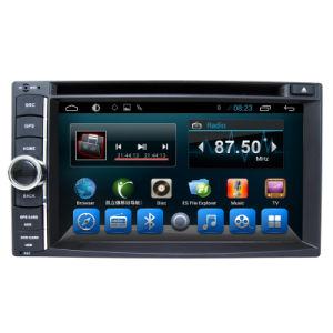 Venda por grosso Android Universal Car Audio Player de DVD
