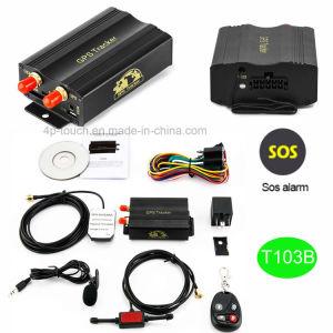 Heißer Verkaufs-Eisen E-Fahrrad GPS-Verfolger mit Aufruf-Warnung T103b