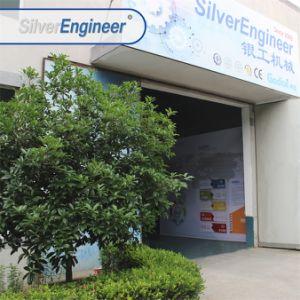De Vorm van de Containers van de aluminiumfolie van Silverengineer