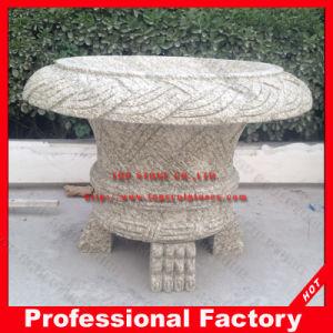 Мраморные Flower Pot Urn /Сад Flower Pot /Flowerpot точильного камня