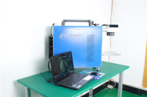 Jgh-106 전화 쉘 /Jewelry를 위한 휴대용 Laser 표하기 기계