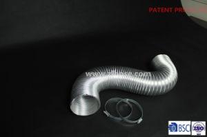 Semi-Rigid Flexibele Buis van het Aluminium voor Verwarmer (4 '' X 2 ', 4 Schroeven)