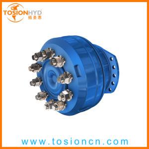 Motore idraulico di Ms05 Mse05 per le mietitrebbiatrici e le raccoglitrici di cotone, macchinario minerario, ruspa spianatrice