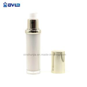 قدرات مختلفة من نمط زجاجات ذهبيّة أكريليكيّ بلاستيكيّة