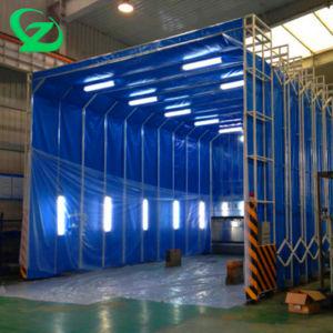 Gute Qualitätsberufstechnologie-bewegliches Spray-Stand-Modell