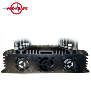 14 полос перепускной GSM/3G/4G сотовый телефон, GPS, Wi-Fi, кражи Lojack, 433МГЦ, 315МГЦ он отправляет сигнал, 14 сигнала антенны Jammer valve/блокировки всплывающих окон