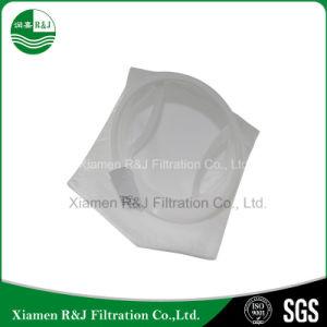 Sacchetto filtro liquido solvibile dell'ago del poliestere dai 100 micron