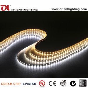 Ce Epistar UL 5050 60LED de 14,4 M/W/M 24V CRI 90 TIRA DE LEDS