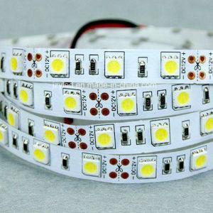 12V de alta calidad LED tiras SMD 5050