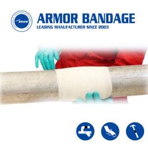 管の修理用キットガラス繊維テープが緊急修理ガスによっておよび配水管の漏出ひび水は作動した