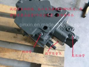 Rexroth hydraulische Kolbenpumpe der Hydraulikpumpe-A7vo107lrdh1 für Trommel-Rolle