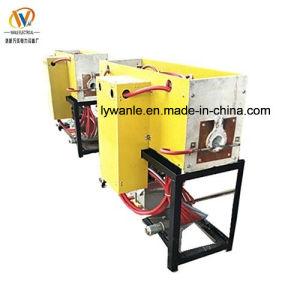 2000kw het Verwarmen van de Inductie van de Verhoging van de Buizen van de Staven van het Koper van het staal het Systeem van de Oven