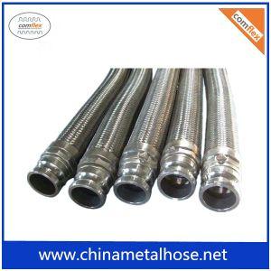 Tubo flessibile elicoidale del metallo flessibile dell'avvolgimento
