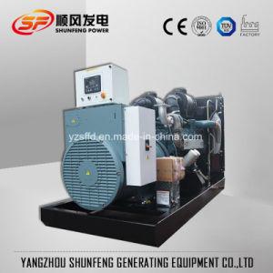 640kVA AVR 발전기를 가진 침묵하는 Doosan 전력 디젤 엔진 발전기