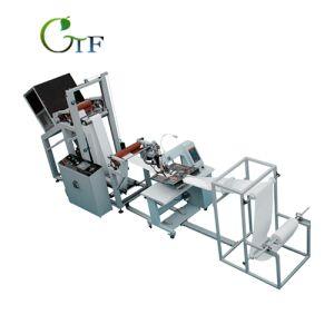 La première génération automatique de la ligne de production de sacs de filtre à liquide