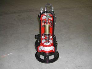Bomba sumergible de aguas residuales de la serie cp