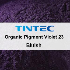 プラスチックのための顔料のすみれ色23-Dioxazineバイオレット(薄青い)
