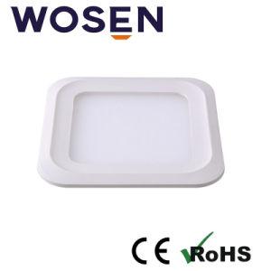 Buon indicatore luminoso di comitato ultra sottile domestico di qualità LED di illuminazione 8W
