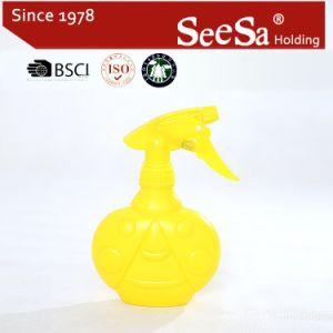 mini spruzzatore di innesco di pressione di mano della bottiglia del PE del giardino 300ml (SX-2083)