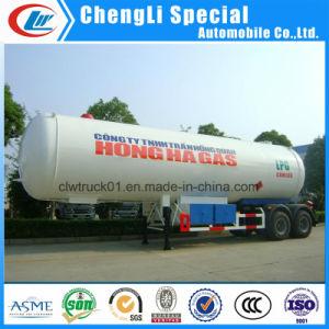 Transport-Wagen-Erdgas LPG-Gefäß-Schlussteil für Nigeria