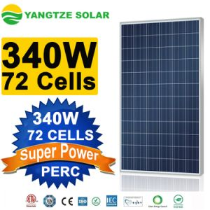 Категории Tier 1, 300 Вт, 310 Вт, 320 Вт, 330 Вт 340W солнечных домашних энергии клеток PV панели модуля