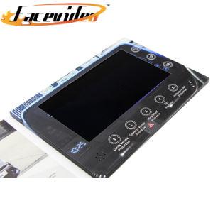 Facevideo Arte de papel 10.1 pulgadas de pantalla LCD Reproductor de Vídeo Digital Tarjeta Folleto Folleto de Publicidad de marcas de coche regalo empresarial