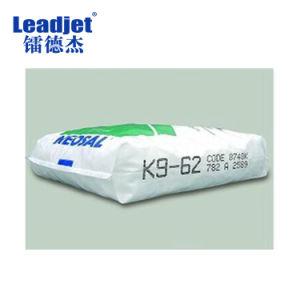 Codificación de caracteres de impresión de inyección de tinta de gran tamaño de la máquina para bolsas de plástico por caer en la demanda A100