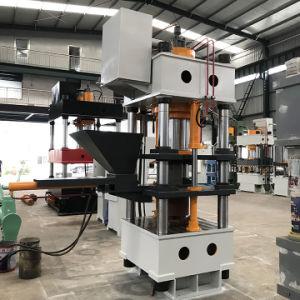 500 tonnes Presse hydraulique de la machine pour 10kg Bloc de pierre à lécher