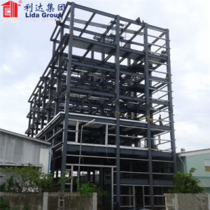 Galvanizados a quente Prefab Estrutura de aço das vendas de armazém