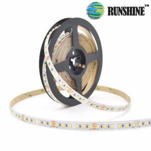 SMD3527 de color blanco doble TIRA DE LEDS flexible