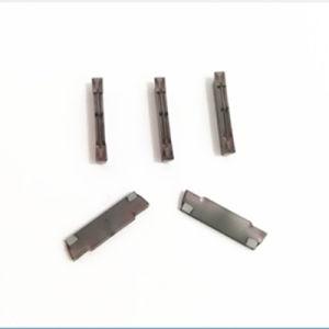 La précision et de séparation d'outils en carbure de tungstène de rainurage