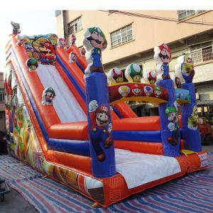 Parc gonflable glisser / Inflatable Bouncer Castle / Inflatable Jumping Park Faites glisser pour la vente