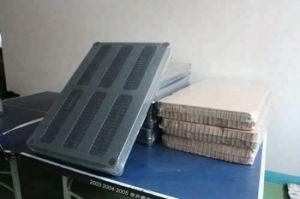 自動収縮包装機械包装の炭素鋼の版