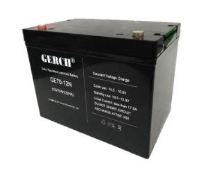 12V160ah Nano Batterij voor UPS, ZonneMacht, de Macht van de Wind