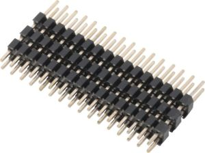 Intestazione maschio di alta qualità per il connettore elettrico