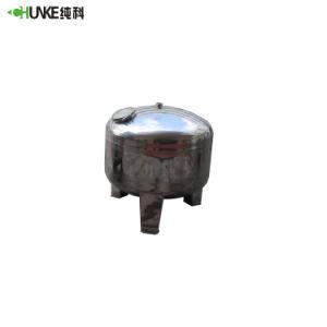 Formato di disegno personalizzato mini serbatoio di acqua del rifornimento del fornitore del vaso dell'acciaio inossidabile di capienza 100L